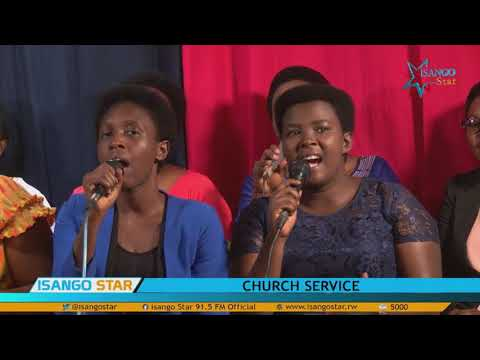 JEHOVAJIREH CHOIR #ISANGO CHURCH SERVICE  ( LIVE CONCERT)