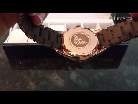 AR - 5890 - Aka -Emporio Armani - Male - Watch