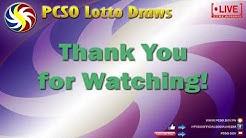 [LIVE] PCSO 9:00 PM Lotto Draw - January 31, 2020