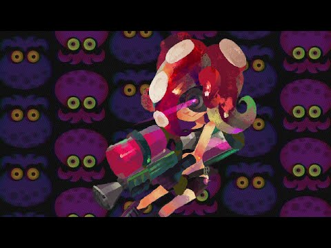 Splatoon Octoling Battle Remix