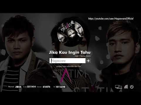 Statim - Jika Kau Ingin Tahu (Official Audio Video)