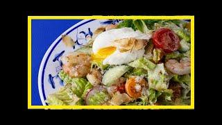 Japanese Caesar Salad Recipe