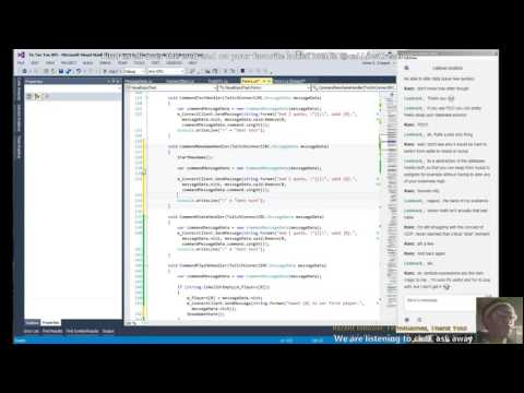 C# Chat Bot Add New Command - Twitch IRC