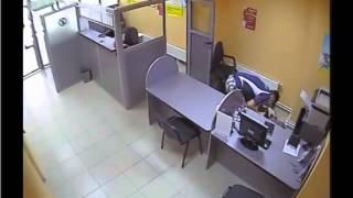 Ограбление банка в Кишиневе