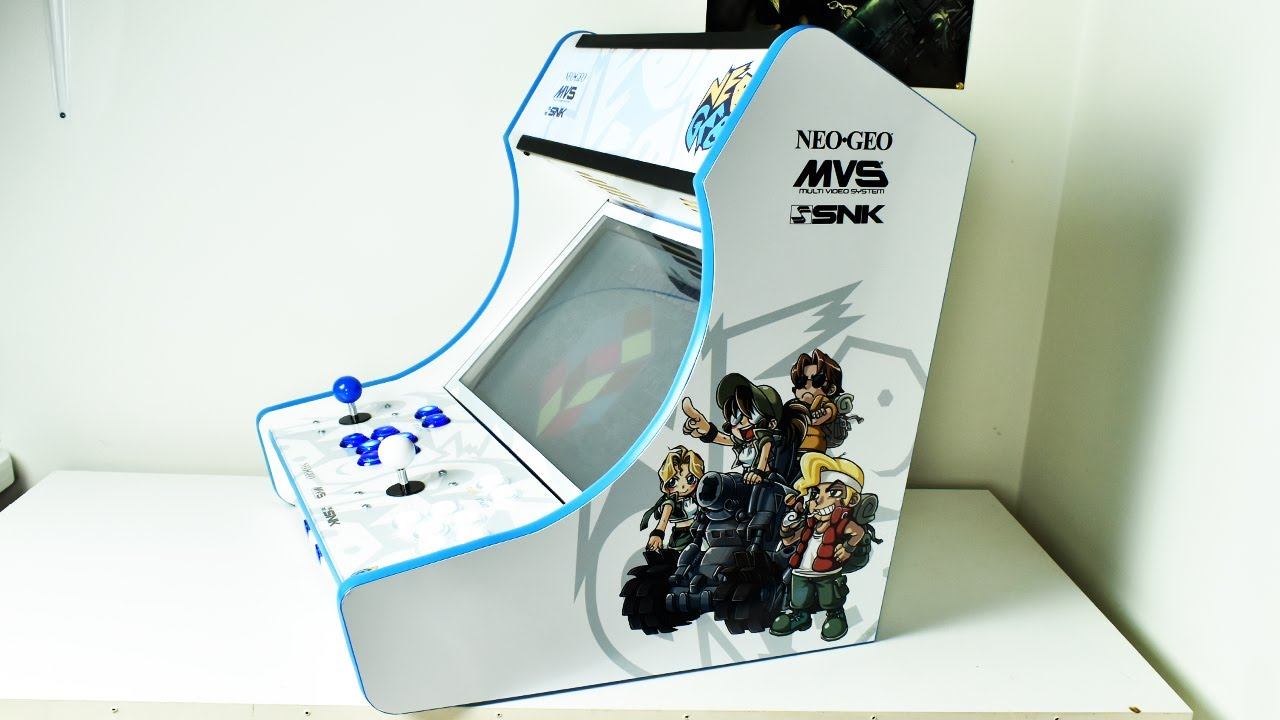 launchbox bartop arcade update game room solutions arcade with pc