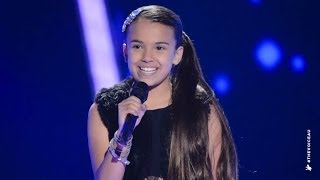 Sienna Sings Wrecking Ball | The Voice Kids Australia 2014