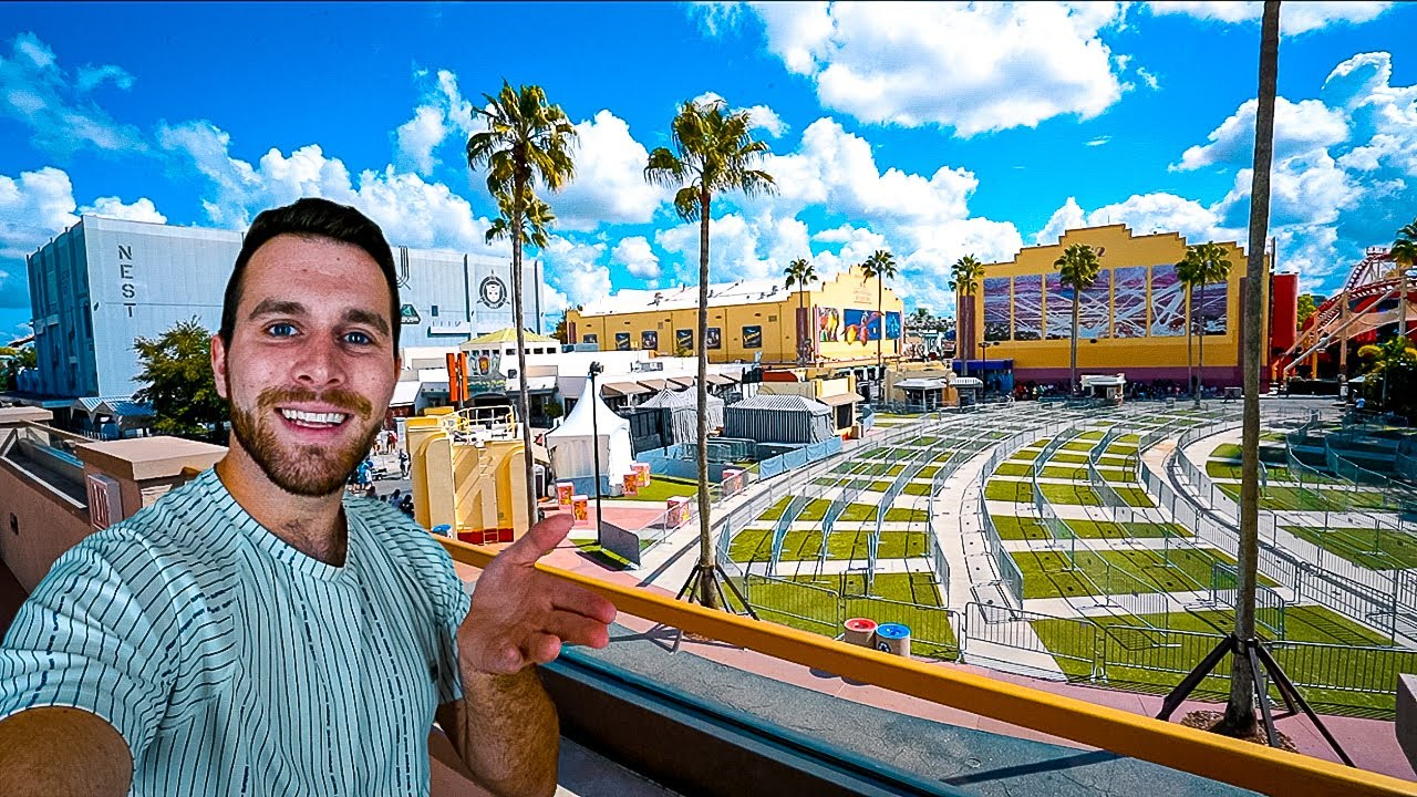 What's New At Universal Orlando? I Had NO Idea You Could Do These FREE Backstage Tours!