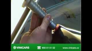 Oprava karoserie bez poškození laku (PDR)