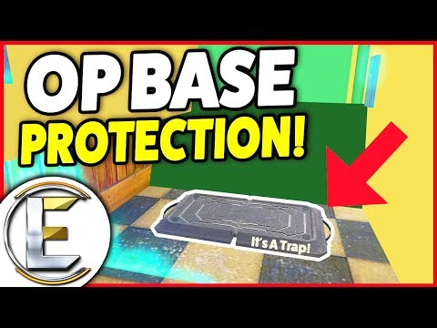 OP BASE PROTECTION! - Gmod DarkRP Life (Built An Unraidable Base In A Hotel)