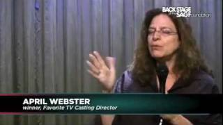 SAG Foundation: Casting Directors April Webster & Francene Selkirk