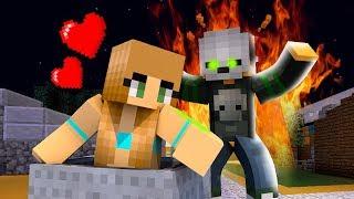 МАНЬЯК СИЛЬНО ИСПУГАЛ СВОЮ ЖЕРТВУ! - (Minecraft Murder Mystery)