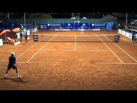 Challenger Salinas - Emilio Gomez Vs Fernando Romboli