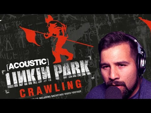 Linkin Park - Crawling [ACOUSTIC] - Cover by Caleb Hyles