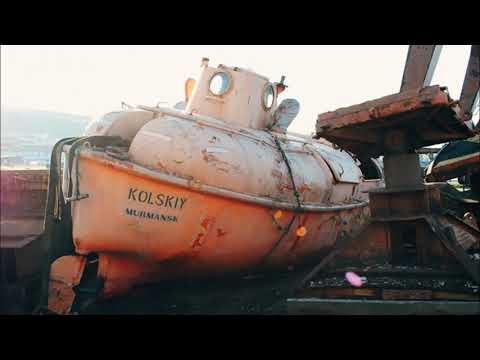 Марш убитых заводов (в поддержку коммунистов Мурманска)
