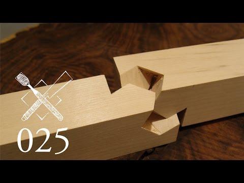 "Joint Venture Ep. 25: ""Kawai tsugite"" (Japanese Joinery)"