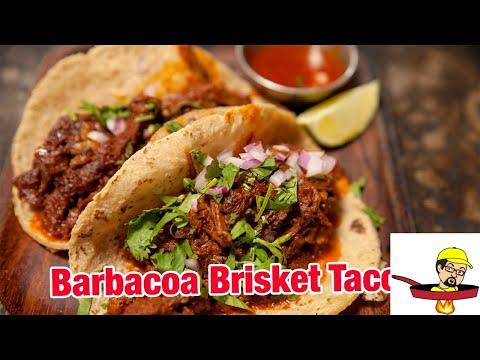 Barbacoa Brisket Tacos 2018