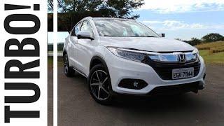 HR-V Touring: o Honda mais caro feito no Brasil   Primeiro Contato   iCarros