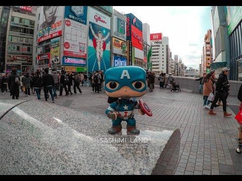 GoPro HERO5 +Travel in Japan 2017