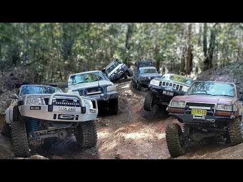 4x4 @ Greens Break Rd