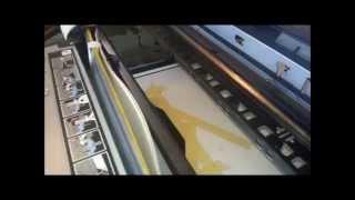 Принтер для прямой печати по текстилю  Печать на бейсболках(, 2014-08-13T08:27:36.000Z)
