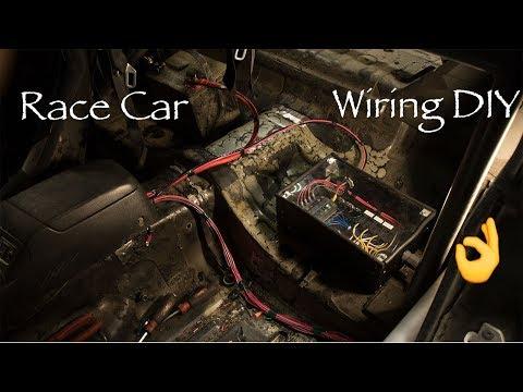 DIY Barebones Custom Chassis Harness Walkthrough (240SX S13)