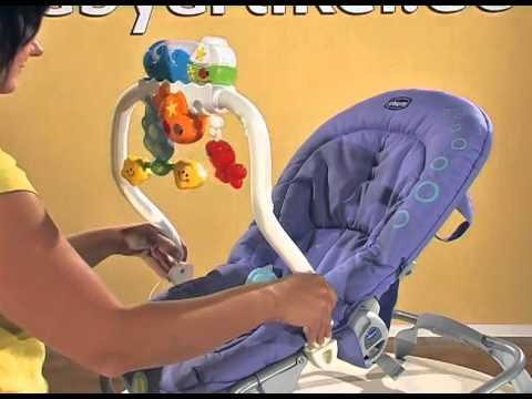Automatische Wipstoel Baby.Chicco Babywippe Sea Sound Babyartikel De Youtube