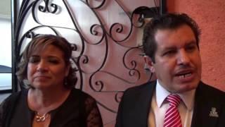 Juan Antonio Esparza Alonso diputado de Aguascalientes da mensaje a través de TESTIGOURBANO