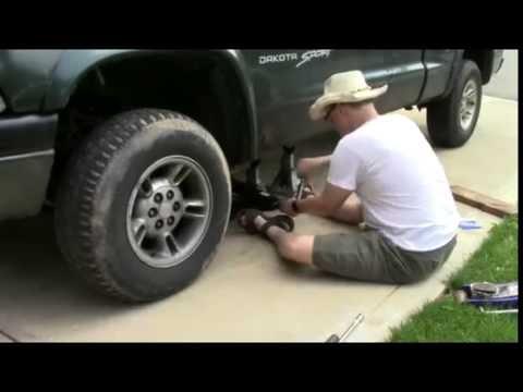 Bleeding Brakes on a 2000 Dodge Dakota
