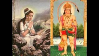 A Tamil devotional song on Hanuman/ Anjaneyar