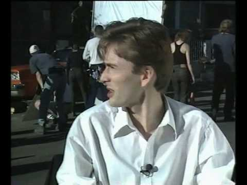 David Tennant - L.A. Without A Map Interview