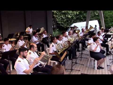 La Gazza Ladra. (Gioachino A. Rossini). Banda Municipal de Música de Málaga.