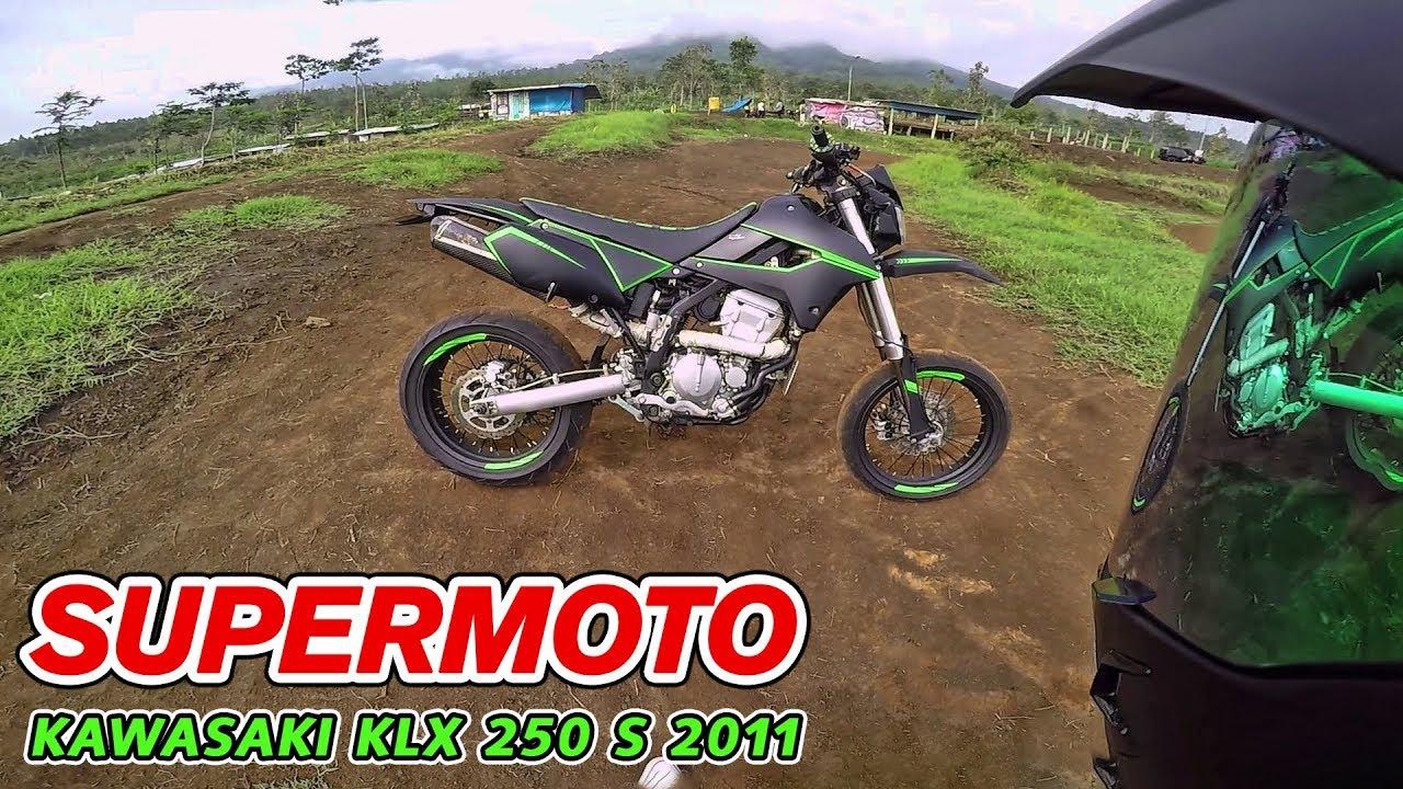 Welcome Bejo, Supermoto Kawasaki KLX 250 S 2011