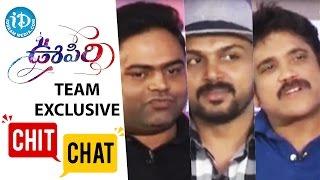 Oopiri Team Exclusive Chit-Chat - Nagarjuna    Karthi    Tamannaah    PVP    Vamshi