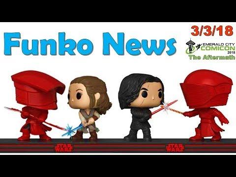Funko News - March 3, 2018