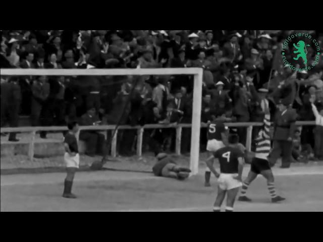 V. Setúbal (1-7) Sporting 1959/60