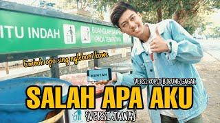 Download ENTAH APA YANG MERASUKIMU VERSI JAWA - KOPLO BURUNG GAGAK