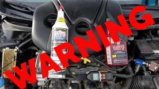 marvel mystery oil & lucas oil stabilizer safe for new cars?