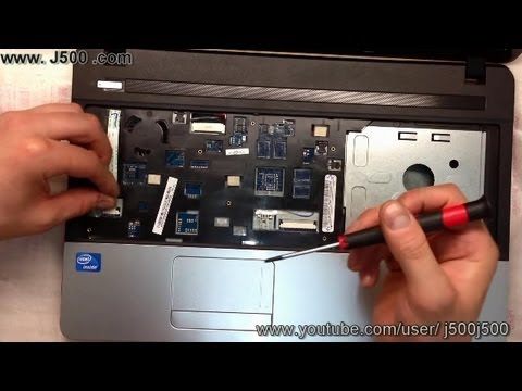 Disassembly Acer Aspire E1 571G 531 Packard Bell TE Laptop Repair