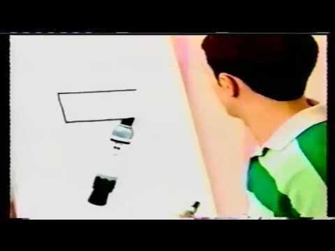 Blue's Clues Promo Steve Masterpiece (2001)