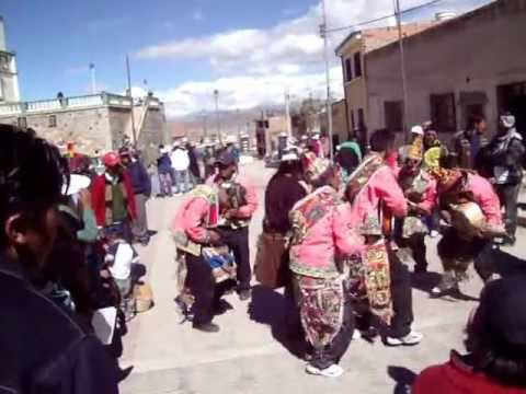 Traditional Bolivian music.