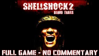 Shellshock 2: Blood Trails - Full Game | No Commentary