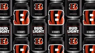 Bud Light In Stadium Can Ad
