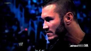 WWE - Randy Orton vs Christian - The Rivalry 2011 - Part 1/2