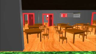 3d Building Project (school Department Ict)