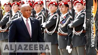 Видео King Letsie III of Lesotho: Ready for more power | Talk to Al Jazeera от Al Jazeera English, Лесото