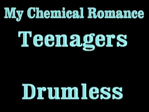 My Chemical Romance - Teenagers (drumless)