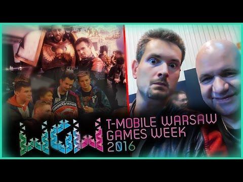 RELACJA Z WGW 2016 | WARSAW GAMES WEEK