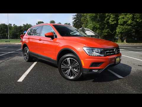 BRAND NEW 2018 Volkswagen Tiguan SEL 4MOTION Walk-Around at Trend Motors VW