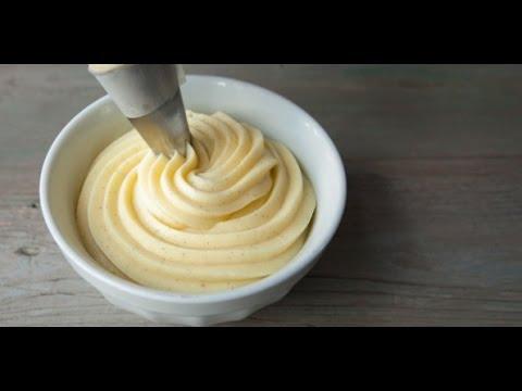 receta crema pastelera utilisima