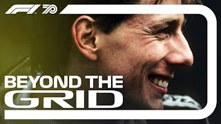 Johnny Dumfries Interview | Beyond The Grid | Official F1 Podcast